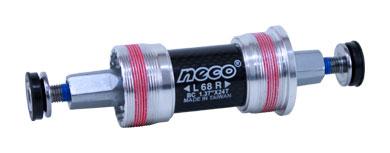 osa střed. NECO B960CT pro Campa.102mm titan osa