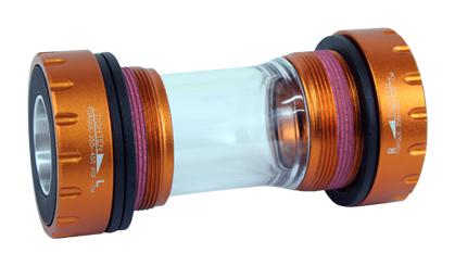 ložiska náhr.FIRST H-GXP pro Truvativ oranžové