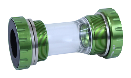 ložiska náhr.NECO-401 pro Shimano zelené