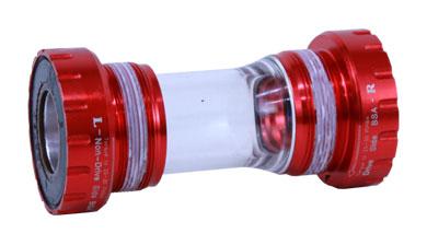 ložiska náhr.NECO-401 pro Shimano červené