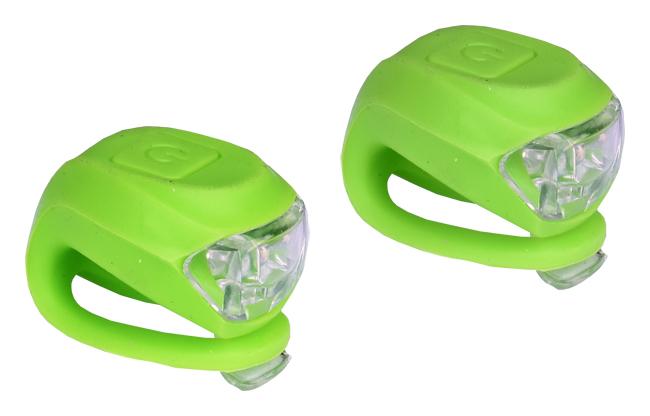 světlo sada PROFIL 267F-2B zelená + 267T-2B zelená
