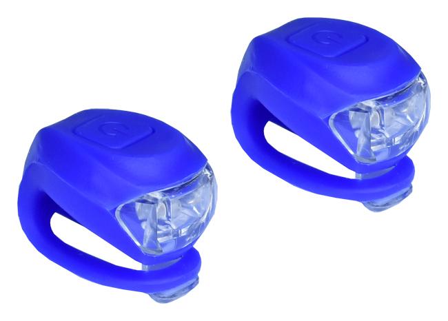 světlo sada PROFIL 267F-2B modrá +267T-2B modrá