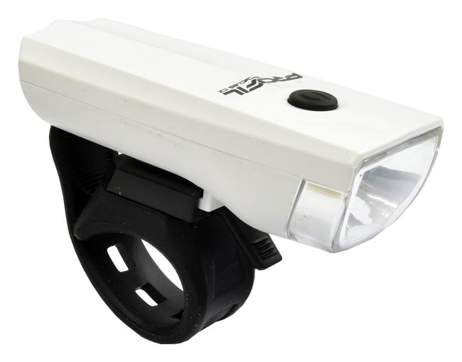 světlo přední PROFIL JY-7024 1-Watt bílé