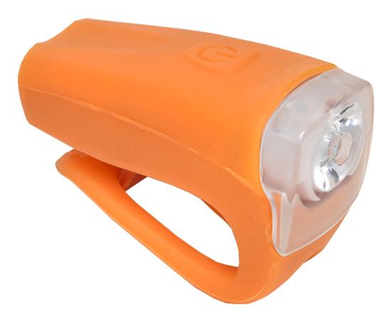 světlo přední PROFIL JY-378FC silicon 3W oranžové