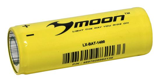náhr. baterie světla MOON LX-BAT 1400mAh /Meteor/