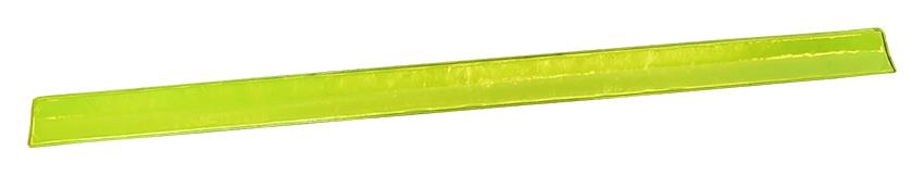 reflexní pásek PROFIL JY-1006, 45cm žlutý