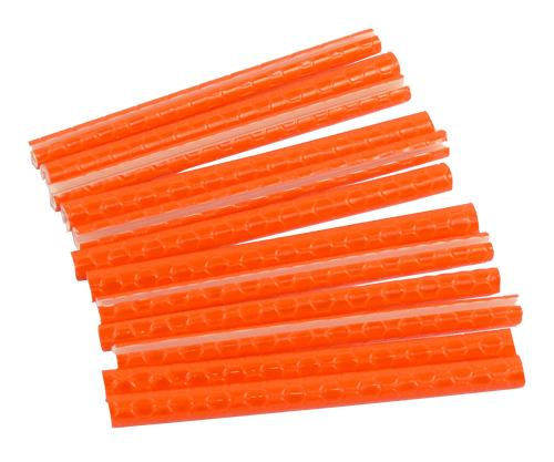 reflexní trubička PROFIL JY-1201 oranžové /12ks/