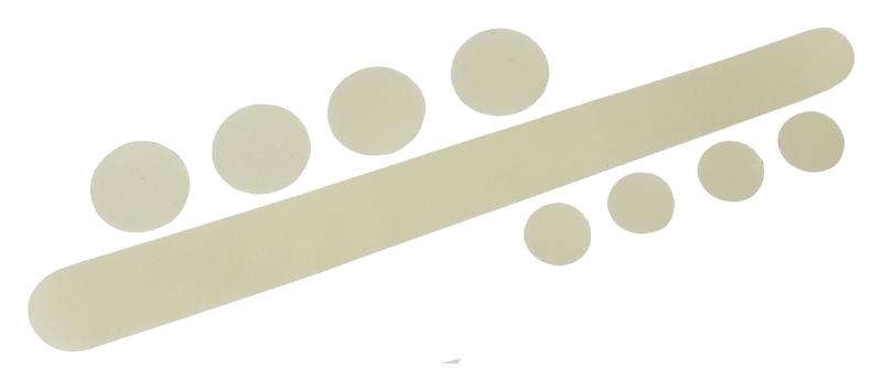 kryt-nálepka VLF-006-02 pod řetěz / hlav. trubka