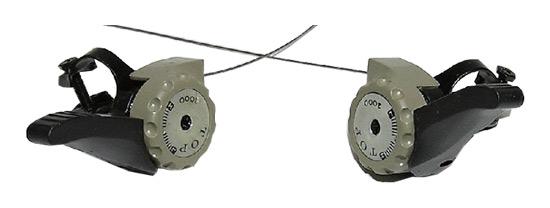 řadící páčky SL-05 bezpolohové