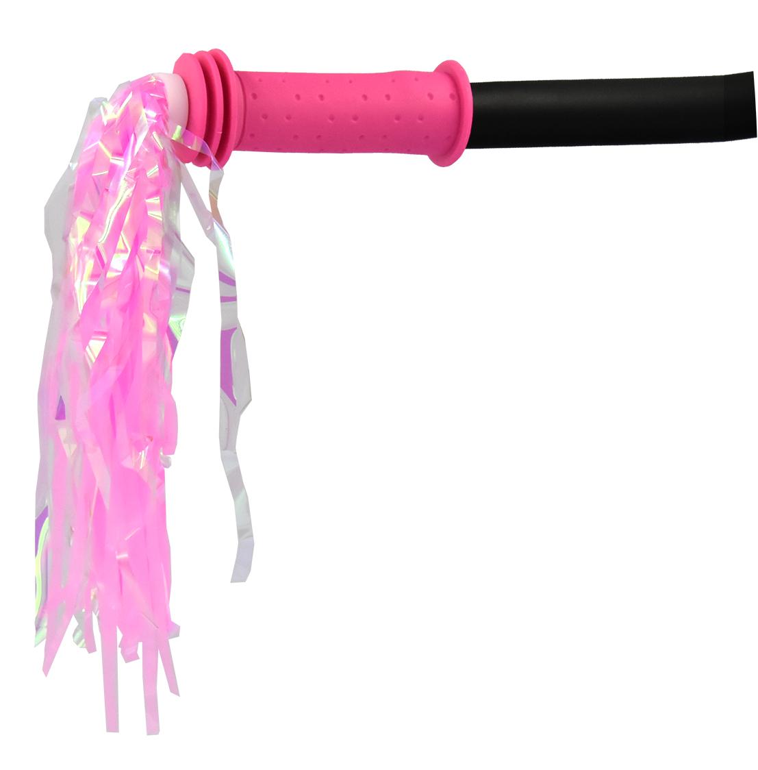 třásně na řiditka PROFIL HL-522 růžové