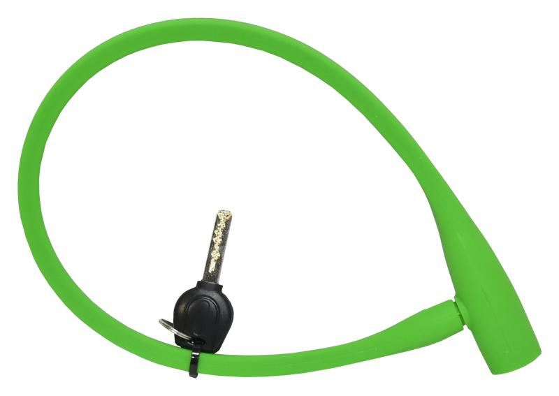 zámek TONYON TY-4543 silicone, 12x600 zelený