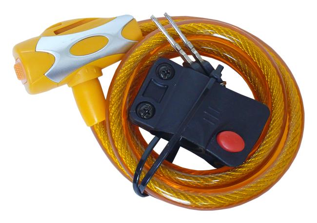 zámek TONYON TY-555, 12x1200 oranžový