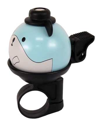 zvonek NUVO NH-B437AP-BLUE 22,2 mm