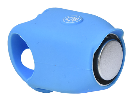 zvonek PROFIL elektronický silicon modrý