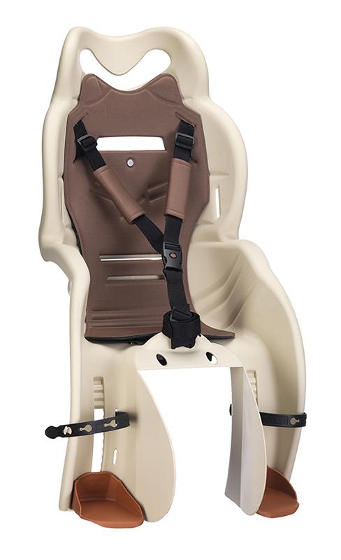 sedačka zadní SANBAS-P na nosič béžová