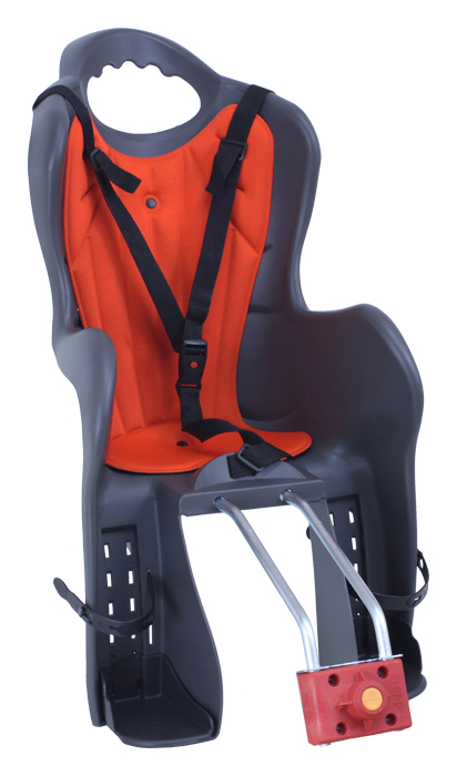 sedačka zadní ELIBAS-T samonosná tmavě šedá