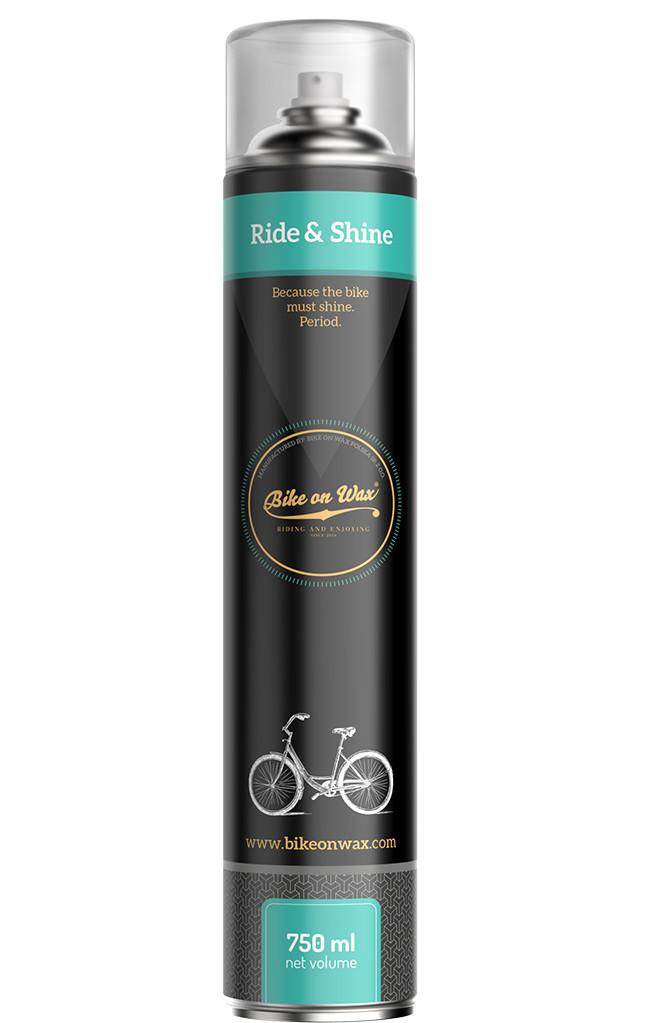 leštěnka na kolo RIDE & SHINE 750 ml