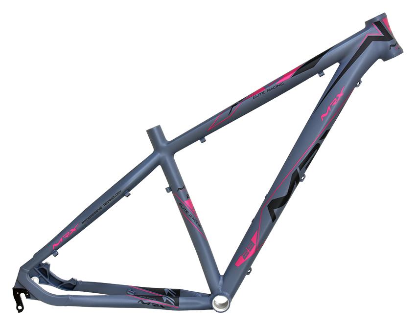 """rám 29"""" MRX-Elite X8 šedo-růžový"""