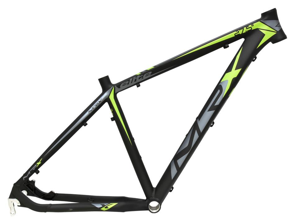 "rám 27.5"" MRX-Elite X7 černo-zelený"