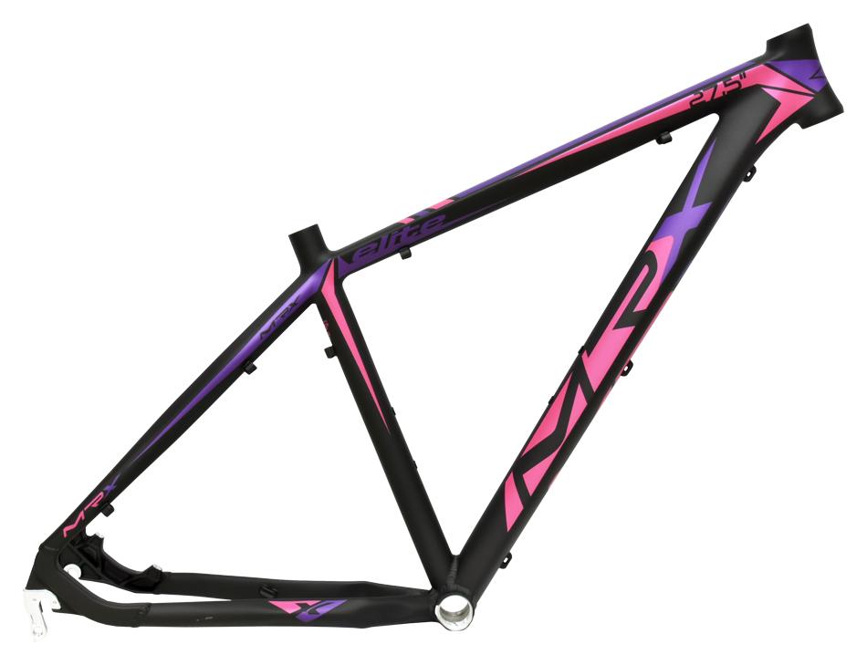 """rám 27,5"""" MRX-Elite X7 černo-růžový"""