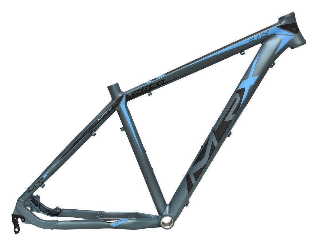 """rám 27.5"""" MRX-Elite X7 šedo-modrý"""