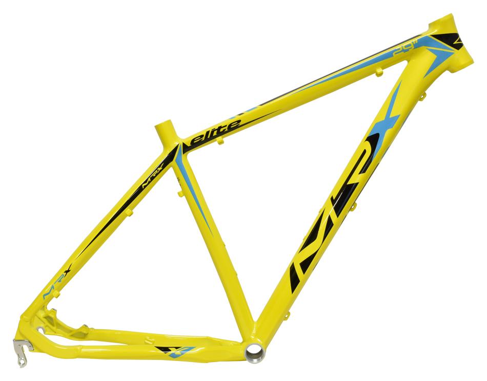 """rám 29"""" MRX-Elite X7 žluto-modrý"""