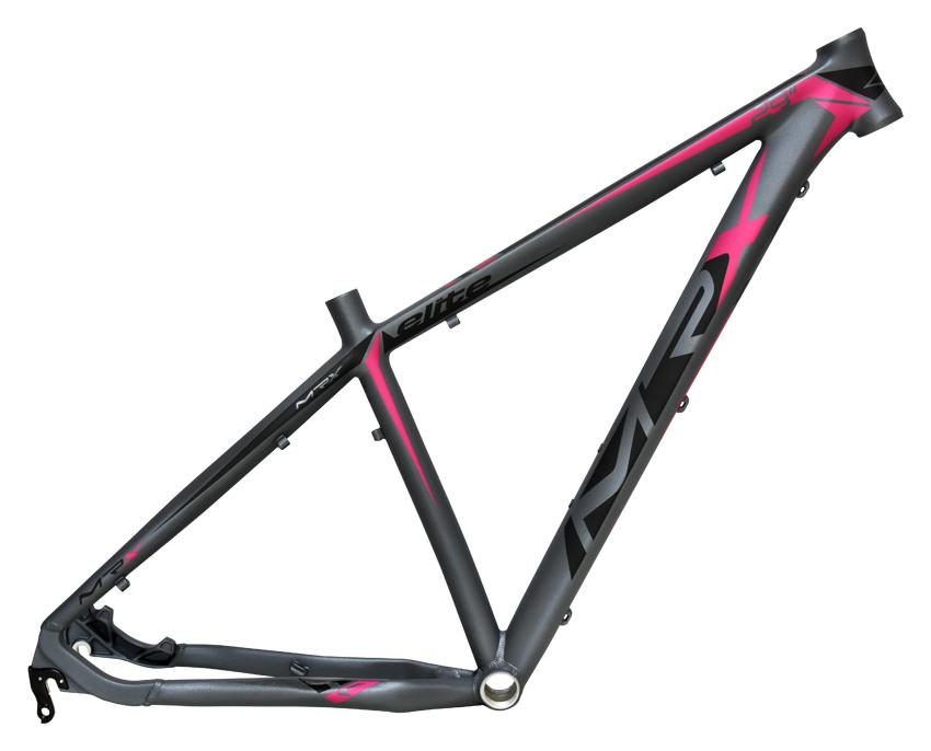 """rám 29"""" MRX-Elite X7 šedo-růžový"""