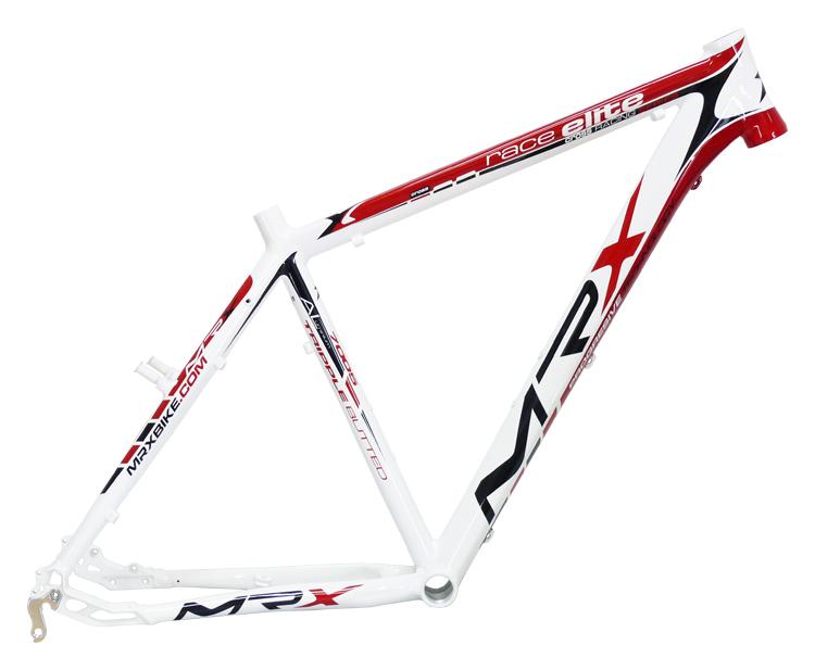 """rám 28"""" MRX-Elite X5 bílo-červený"""