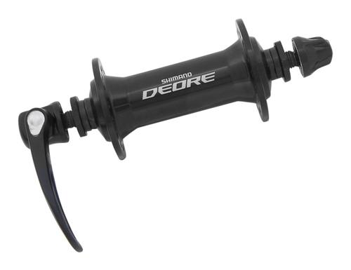 náboj přední Deore HBM610 36děr černý