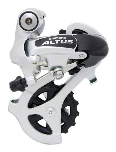 přehazovačka Altus RDM310-8 stříbrná