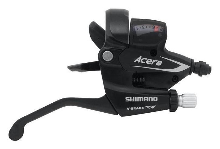 řad.brzd.páky Acera STM360 3x8 černé