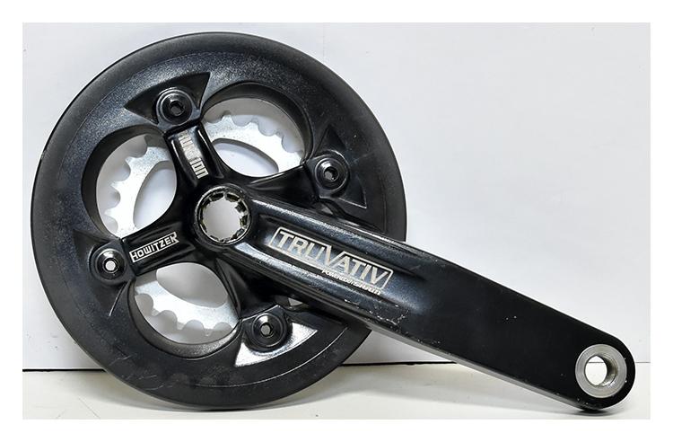kliky TRUVATIV Ruktion 2. 36-24 175mm černé